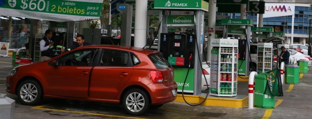 México será autosuficiente en producción de gasolina hasta 2022