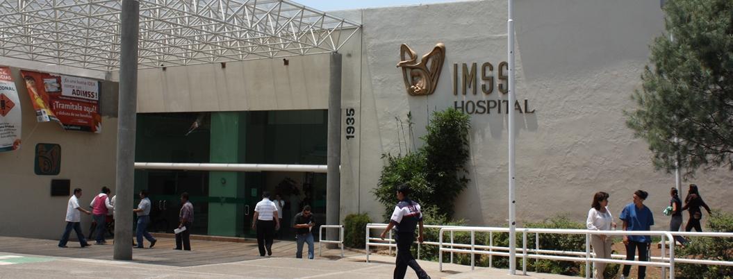 Roban medicamento especializado en hospital del IMSS en la CDMX