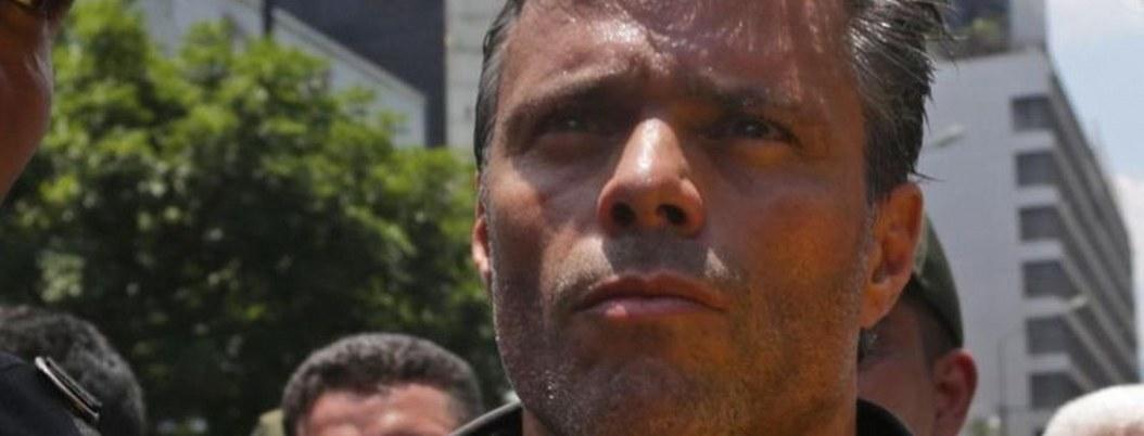 España cumplirá con estatus de huésped de Leopoldo López: cancillería
