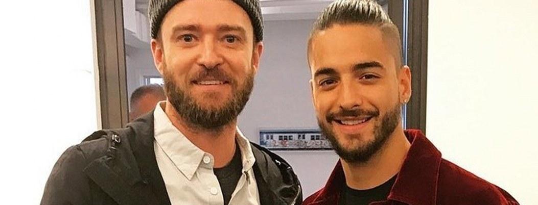 Maluma quiere hacer dueto con Justin Timberlake
