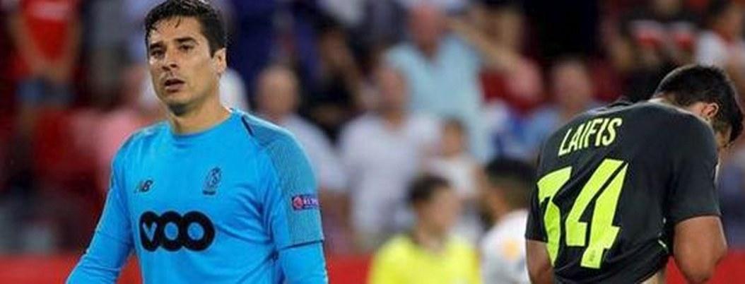 Standard Lieja de Ochoa sueña triunfo ante Anderlecht