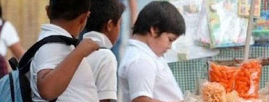 Obesa, el 32.1% de la niñez en México