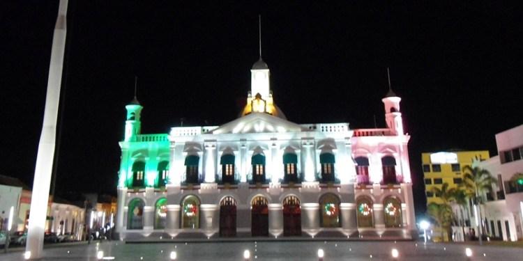 Palacio Villahermosa Tabasco
