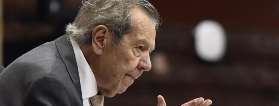 Muñoz Ledo respeta discusión libre del PND en Cámara de Diputados