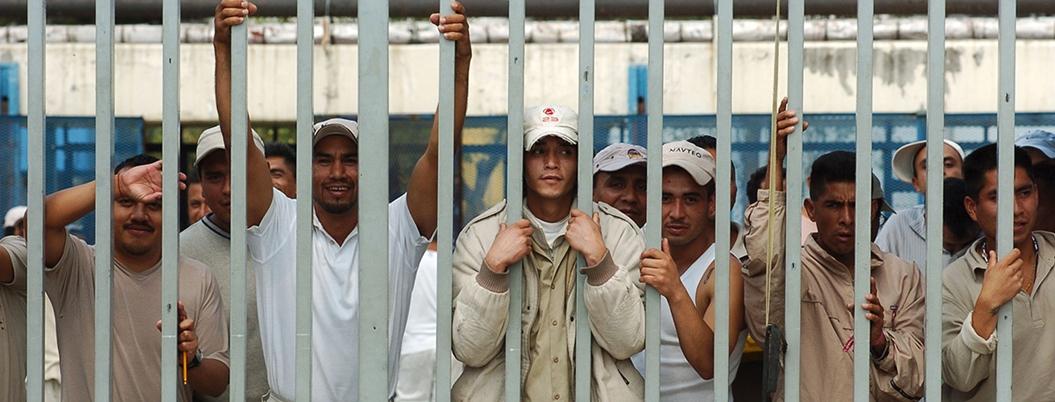 Presos sin sentencia abarrotan las cárceles mexicanas