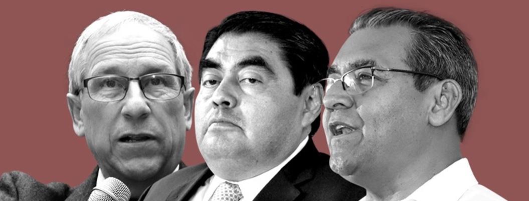 Encuestas falaces: los tres candidatos en Puebla dicen que van arriba