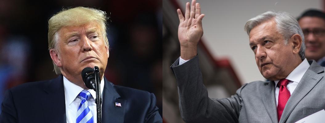 AMLO insiste en conciliar con Trump; envía memorándum de amistad