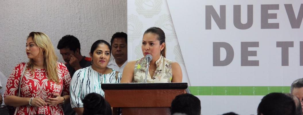 Verde Ecologista tiene nueva dirigente en Guerrero
