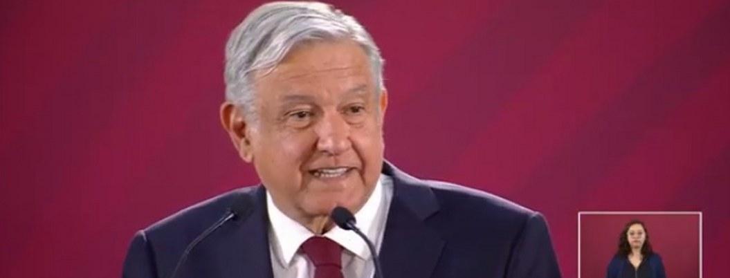AMLO reconoce molestia generaliza por combate a corrupción