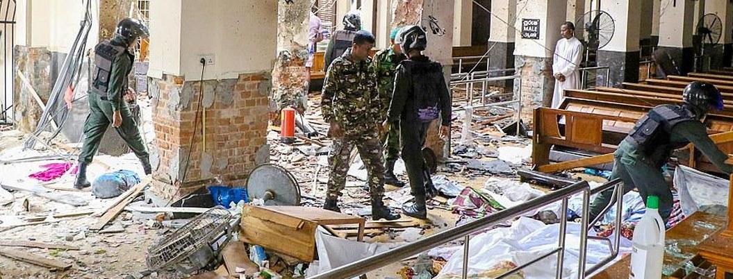 Asesinados o arrestados todos los autores de ataques en Sri Lanka