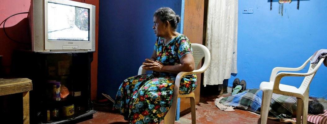 Sri Lanka celebrará misa en televisión por temor a nuevos ataques