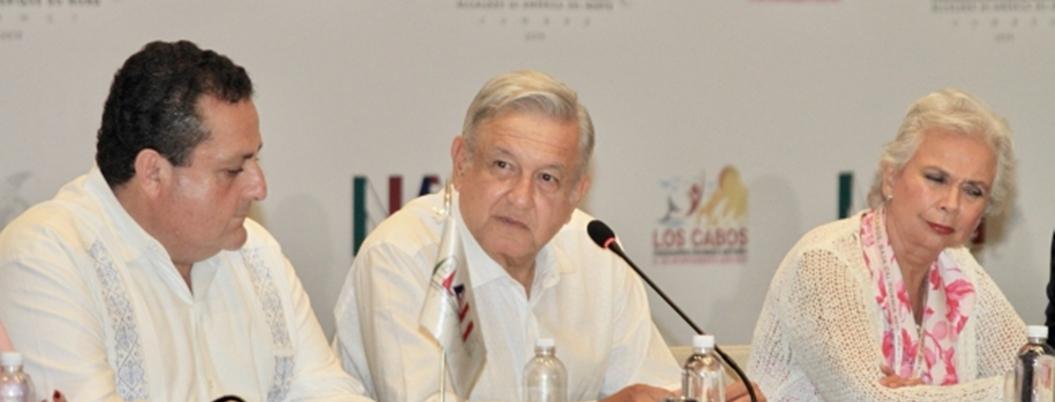 Resolveremos migración sin atentar contra derechos humanos: AMLO