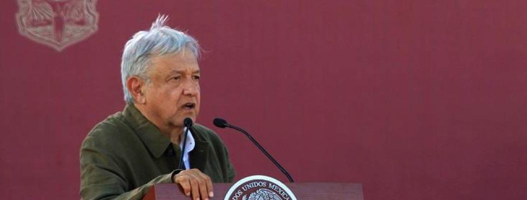 México no cayó en la trampa de la confrontación con EU: AMLO