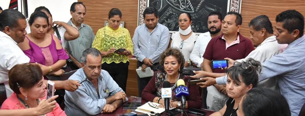 Adela Román incrementa 4% salario de trabajadores