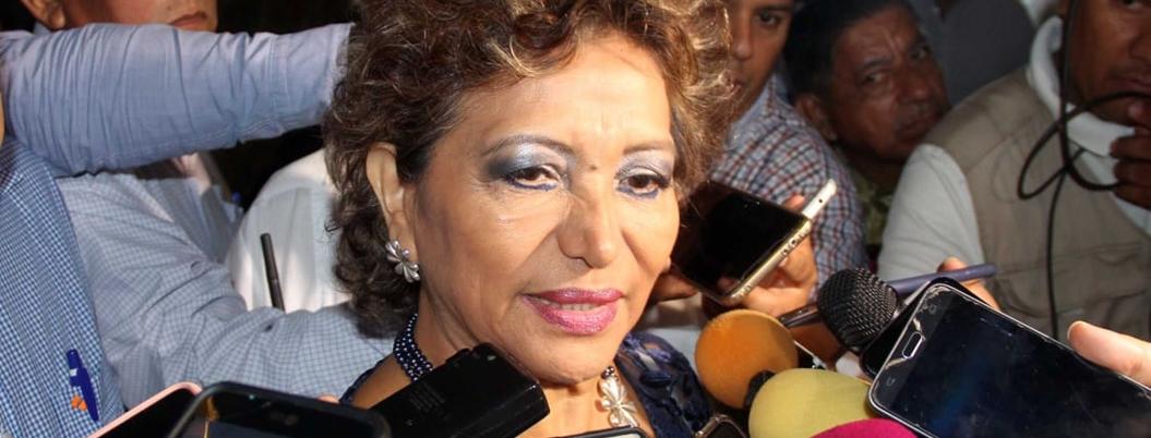 """""""Guerrero está sumido en violencia por abandono del gobierno"""": Adela"""