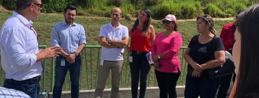 Adela vuelve de Medellín con nuevas estrategias de políticas públicas