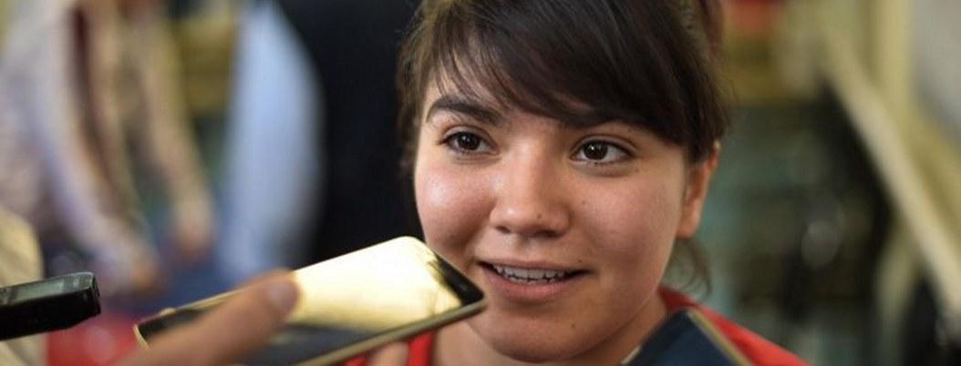 Alexa Moreno conquista el bronce en la Copa Corea
