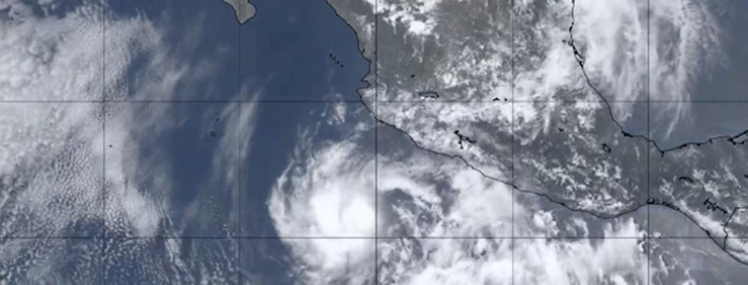 Alvin, la primera tormenta tropical de la temporada 2019