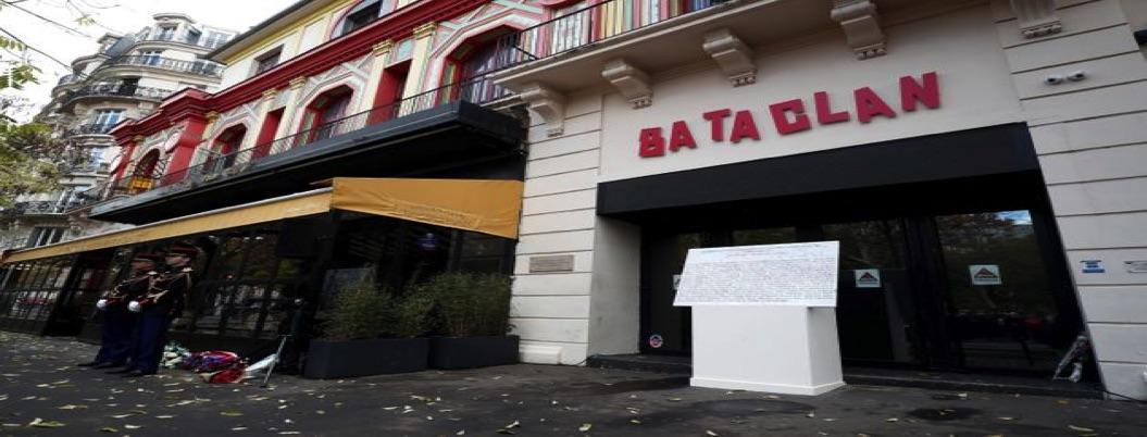 Detienen en Alemania a sospechoso de masacre en el Bataclán en París