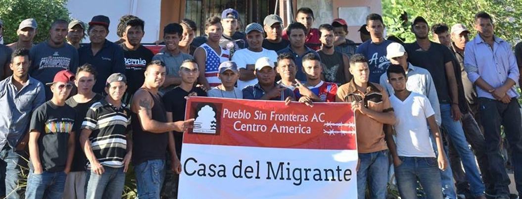 Guardia Nacional intimida en casa migrante de Sonora