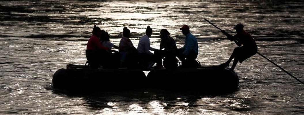 Pondrán 12 retenes cazamigrantes en frontera sur de México