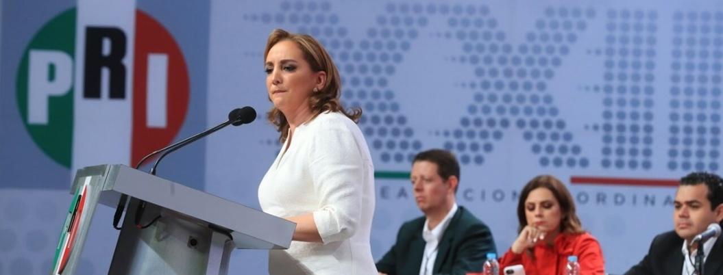 """""""Elección de dirigencia es transparente"""", asevera Ruiz Massieu"""