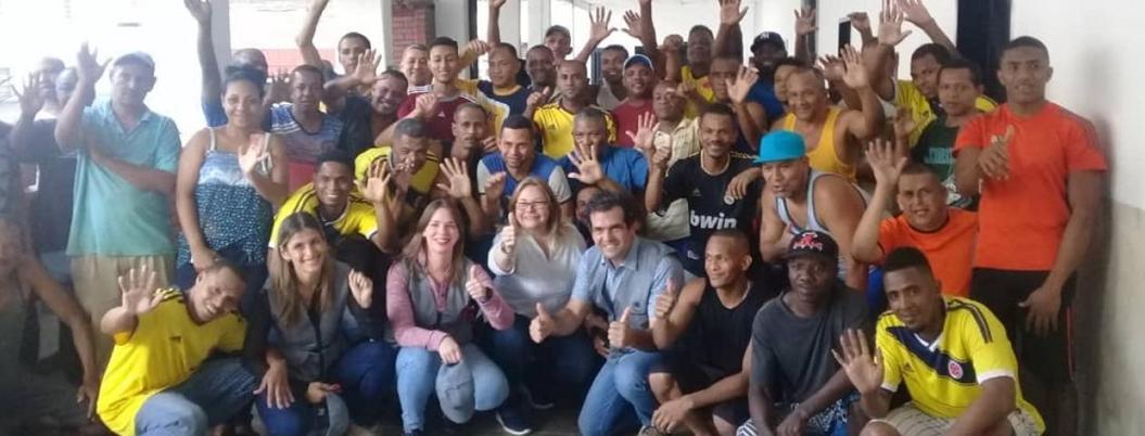 ONU celebra liberación de 59 colombianos en Venezuela
