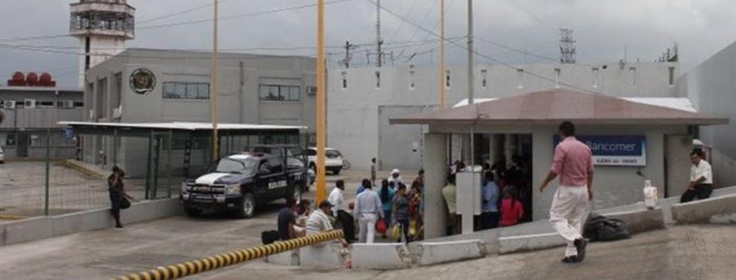 Riña en cárcel de Tabasco deja un muerto
