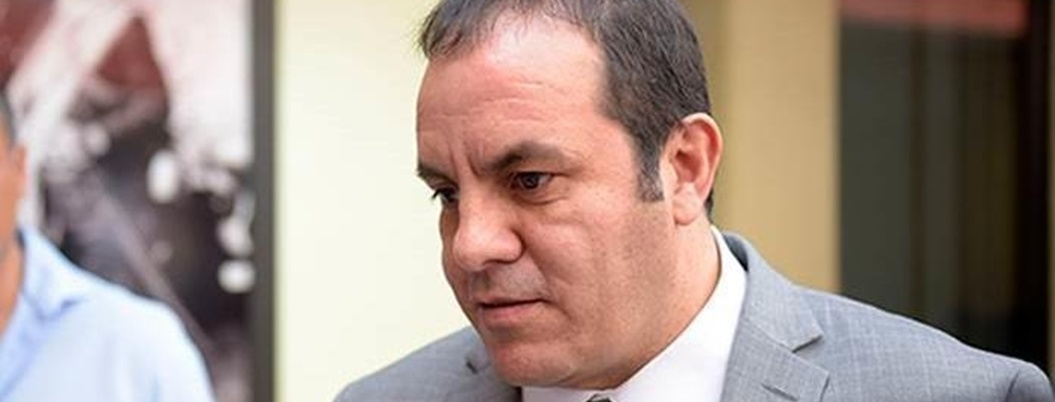 Blanco pretende pacificar a Morelos con reformas legislativas
