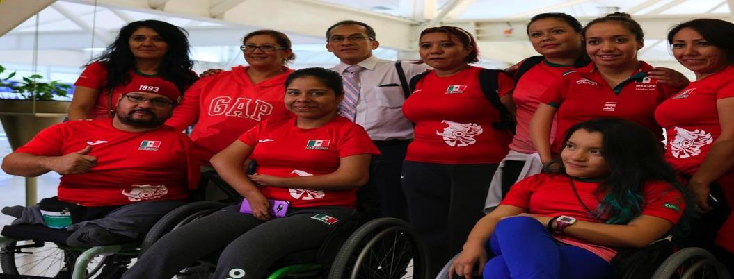 Cuarta transformación deja a la deriva a deportistas paralímpicos