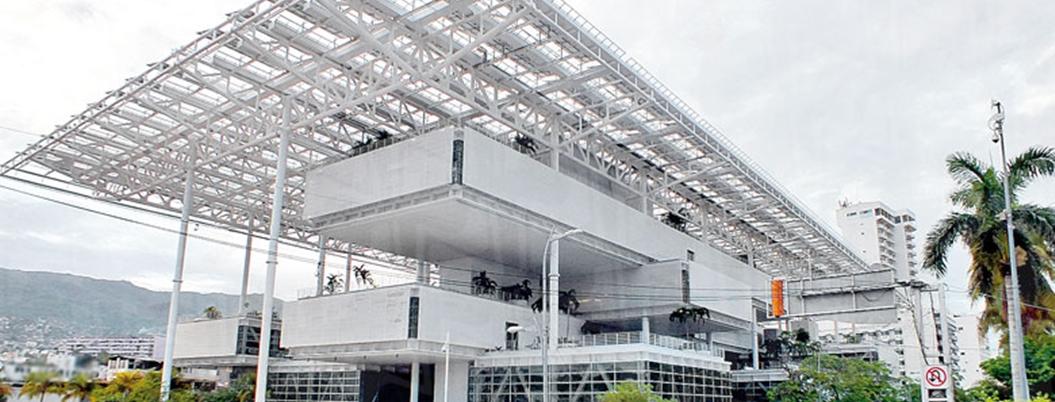 Edificio Inteligente ya espera a la Secretaría de Salud federal