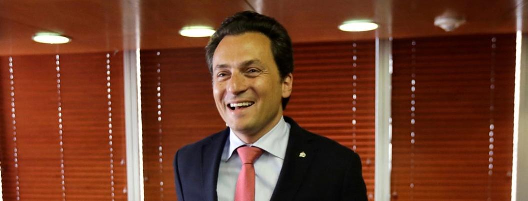 Juez libera cuentas de Lozoya, pero sólo las de Banco Azteca