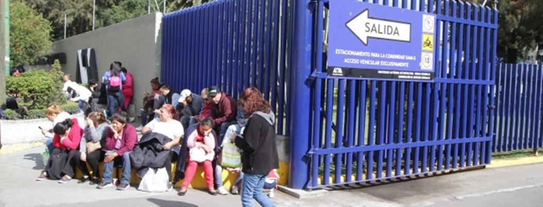 UAM aplica examen a 61 mil aspirantes a licenciaturas