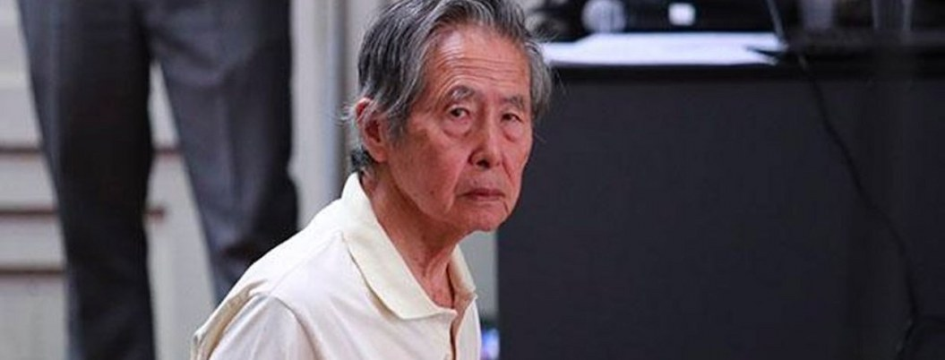 Internan a Alberto Fujimori tras sufrir hipertensión arterial