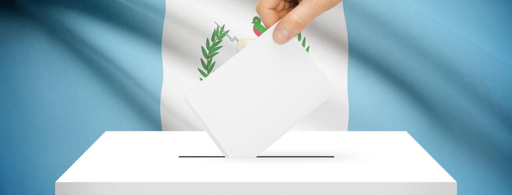 Guatemala alista elecciones presidenciales