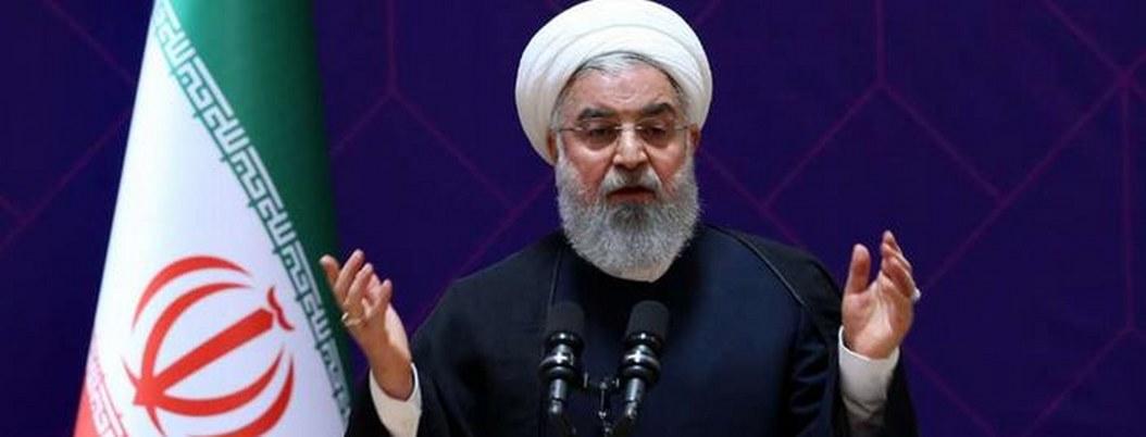 Irán culpa a Trump de destruir mecanismos para mantener la paz