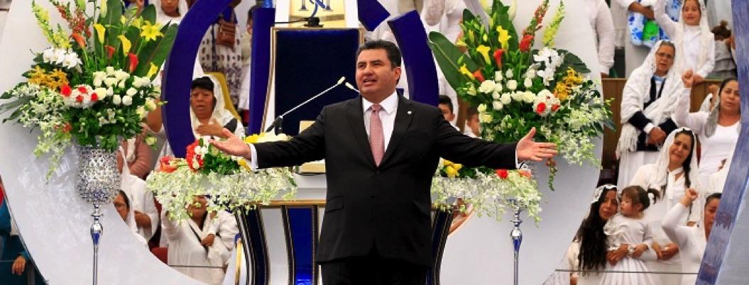 Apóstol Naasón se declara inocente de más de 20 delitos sexuales