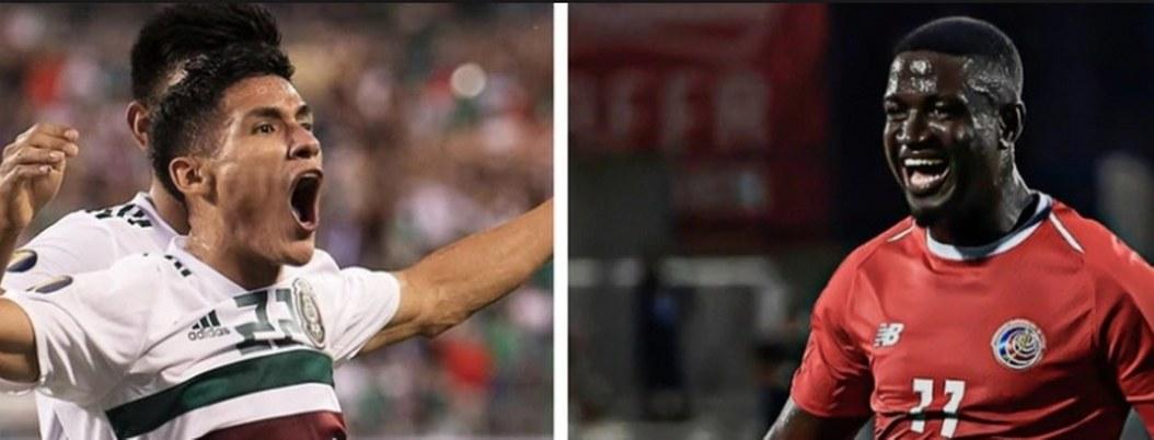 México enfrentará a Costa Rica; ¿cuándo donde puedo verlo?