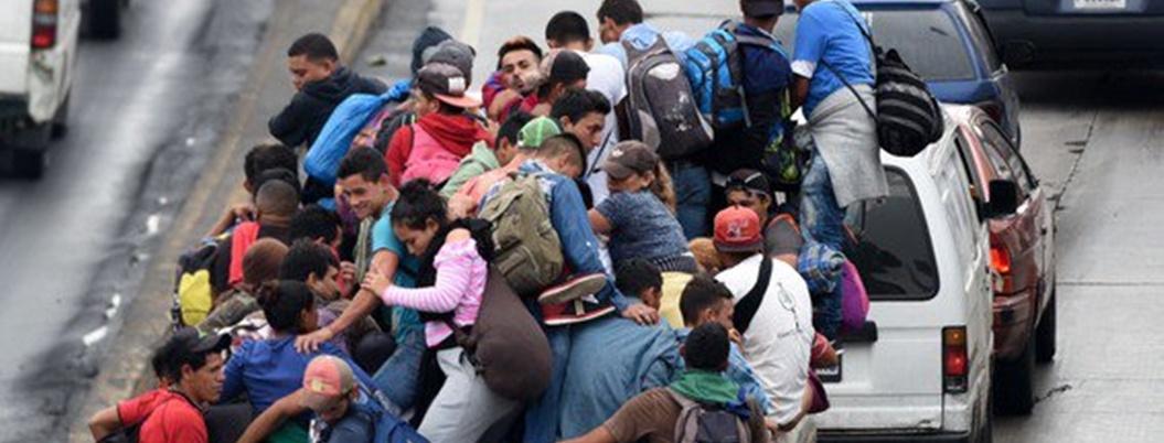 Aranceles de Trump provocarán una migración masiva en México