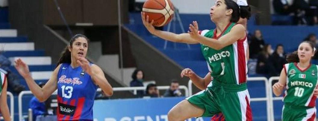 México debuta con derrota en Campeonato de las América U16 Femenil