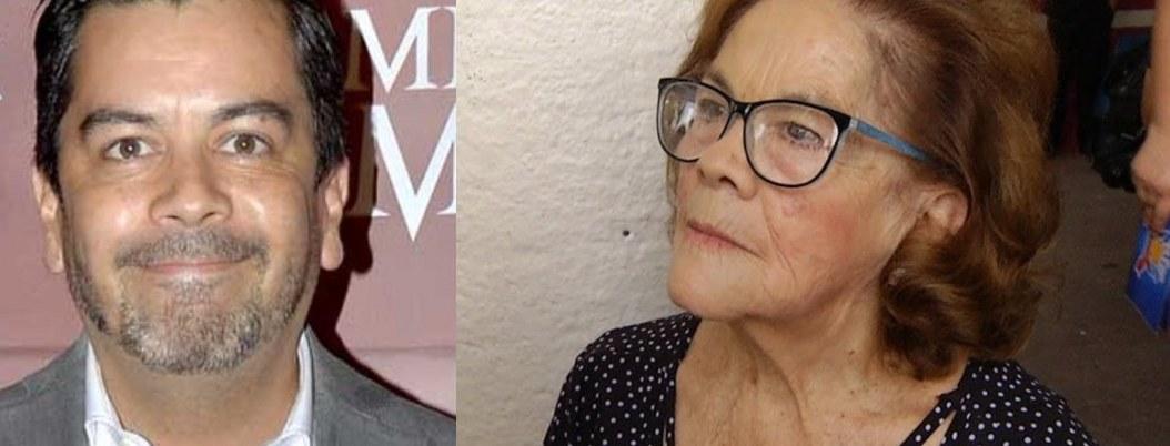 Madre de Carlos Espejel hospitalizada por 2 infartos; muestra mejoras