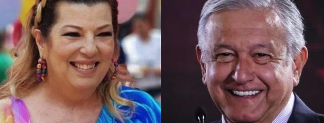 Margarita la Diosa de la Cumbia armará bailongo de AMLO el 1 de julio