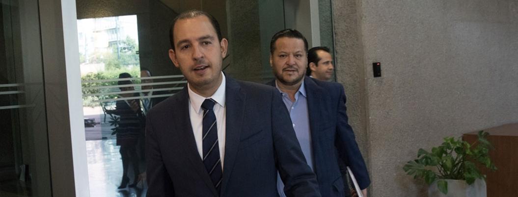 """Marko Cortés vuelve al ataque: """"AMLO traiciona la salud de México"""""""