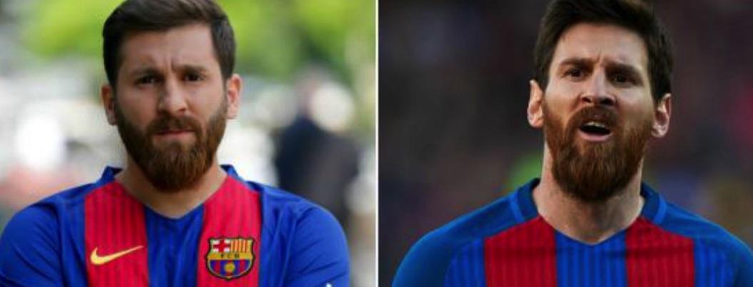 Acusan al Messi falso de aprovechar su parecido para tener sexo