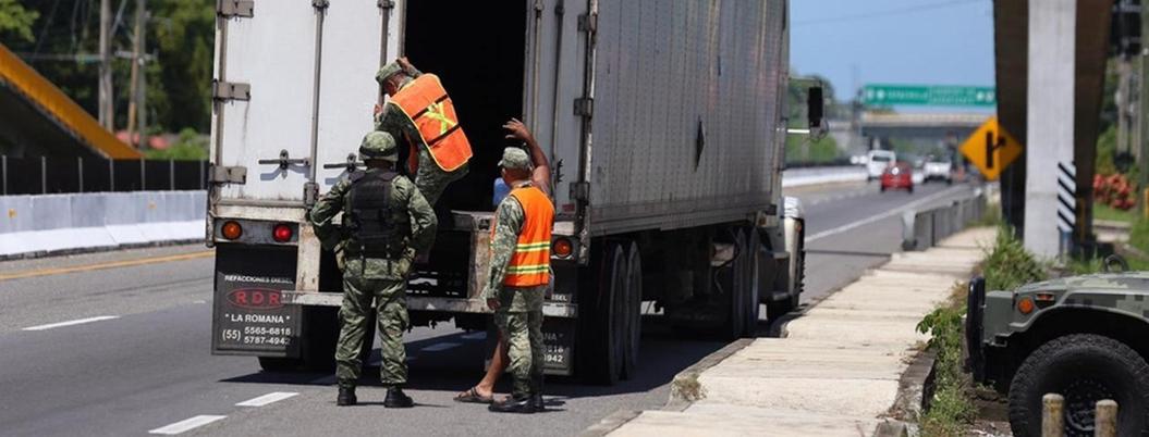CNDH desconfía de la política migratoria de Andrés Manel