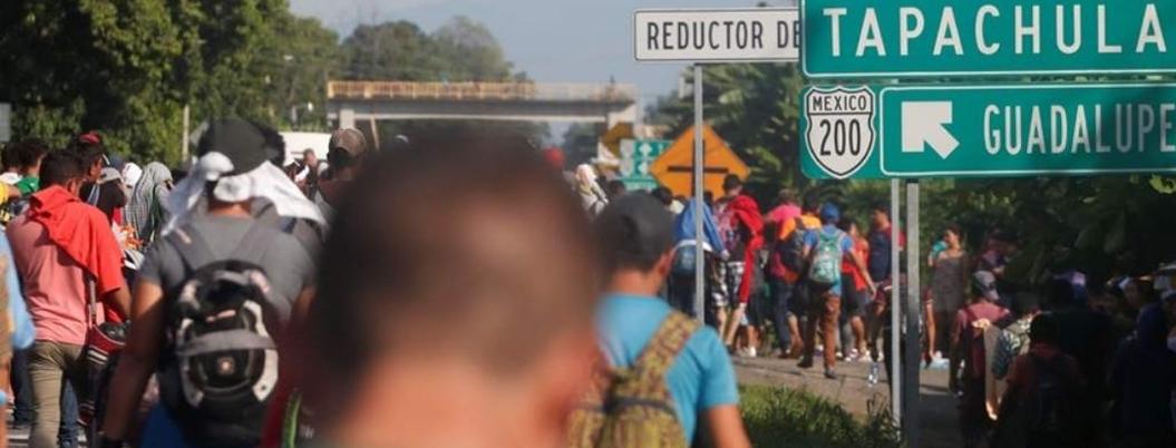 Centroamericanos se olvidan de EU y ya trabajan en el campo mexicano
