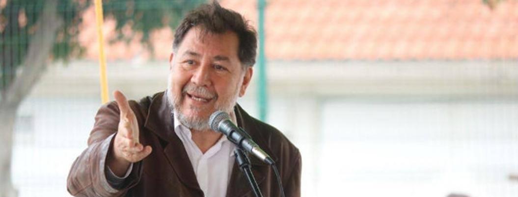 """Diputados locales de Morena fueron maiceados"", señala Noroña"