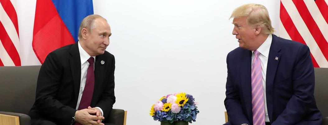 Putin y Trump plantean prolongar Tratado START III
