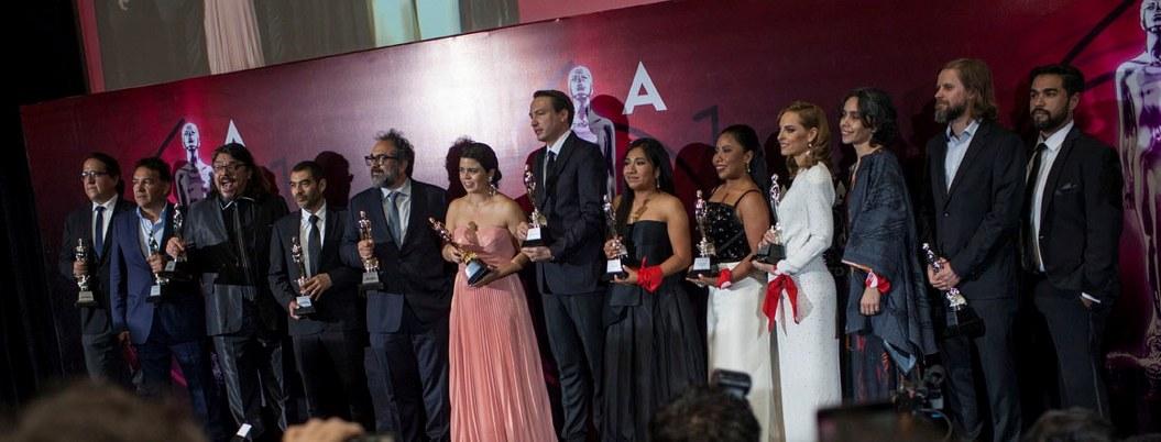 """""""Roma"""" arrasó en los Premios en Ariel; se lleva 10 de 15 nominaciones"""
