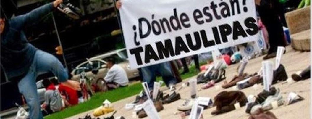 Tamaulipas desaparecidos